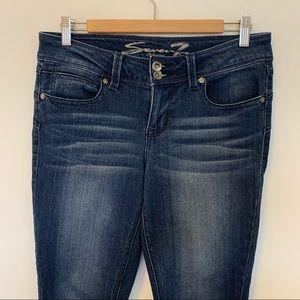 Seven7 Women Size 8 Jeans Legging Skinny